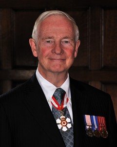 The Rt. Hon. David Johnston