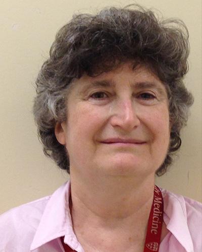 Dr Ellen Rosenberg