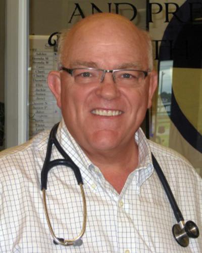 Dr Robert Algie