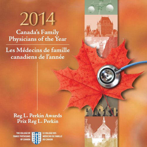 2014 Canada's Family Physicians of the Year