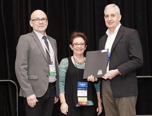 Dr Warren McIsaac, récipiendaire du Prix du CMFC pour un article exceptionnel de recherche en médecine familiale