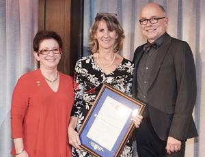 Dre Jeannie Haggerty, récipiendaire du Prix du chercheur de l'année en médecine familiale