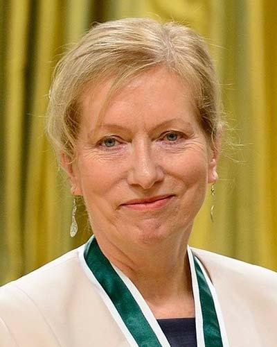 2019 Lifetime Achievement Award winner Dr. Ruth Elwood Martin