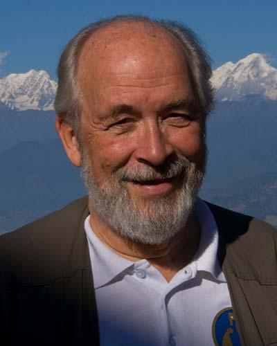 Image of 2019 Victor Johnston award winner Dr. Robert Wollard