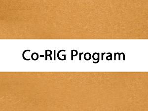 CO-RIG Program