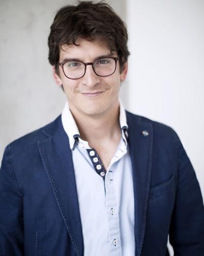 Dr. Antoine Boivin, récipiendaire du Prix Donald I. Rice
